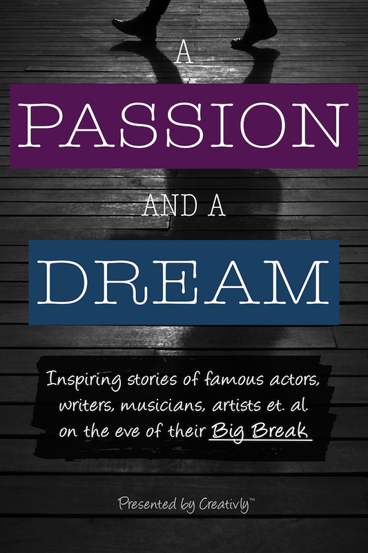 A Passion and a Dream book cover
